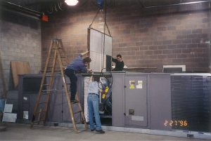 Industrial refrigeration contractors Hamilton