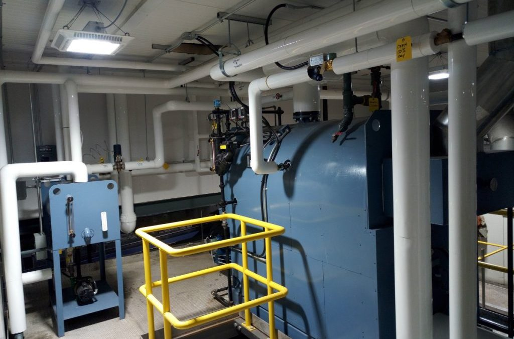 Industrial Refrigeration – Oil Loss in Screw Compressors